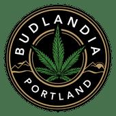 Logo for Budlandia - Woodward St.