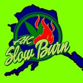 Logo for AK Slow Burn