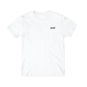 RYOT®   RYOT® Small Logo Tee Shirt in White