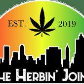 Logo for The Herbin' Joint