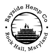 Logo for Bayside Hemp Co. - CBD Delivery