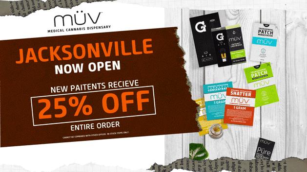 MUV - Jacksonville (NOW OPEN)