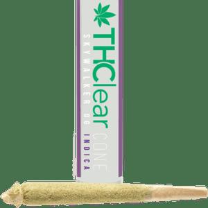 THClear   PRE-ROLL CONES - WHITE FIRE OG