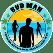 Logo for Bud Man
