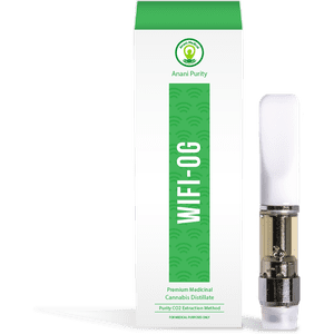 Anani Pharma   Wifi OG CO2 Cartridge