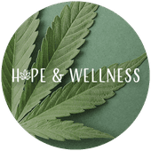 Logo for Hope and Wellness