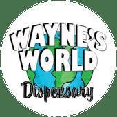 Logo for Wayne's World Dispensary