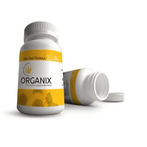 Organix Herbal Supplements   Daytime Formula