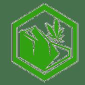 Logo for The Cannabis Corner