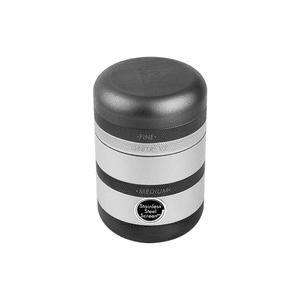 Kannastör®   Kannastör® GR8TR® V2 Solid Body w/Stainless Easy Change Screen™ in Matte Silver