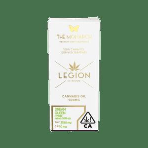 Legion of Bloom   Monarch .5 Gram Vape cartridge- Dream Queen