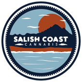 Logo for Salish Coast Cannabis