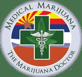 Logo for The Marijuana Doctor - Tempe