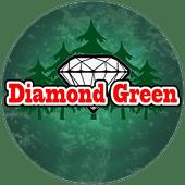 Logo for Diamond Green Recreational Marijuana - Tacoma