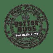 Logo for Better Buds - Port Hadlock