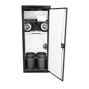 Super Closet   SuperStar 3.0 LED Soil Grow Cabinet