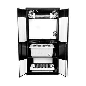 Super Closet   Deluxe 3.0 HPS Grow Cabinet