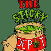 Logo for The Sticky Depot
