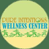 Logo for Pure Intentions Wellness Center