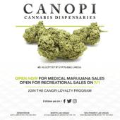 CANOPI - Blue Diamond Cannabis Dispensary in Las Vegas
