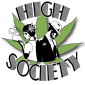 Logo for High Society - Anacortes